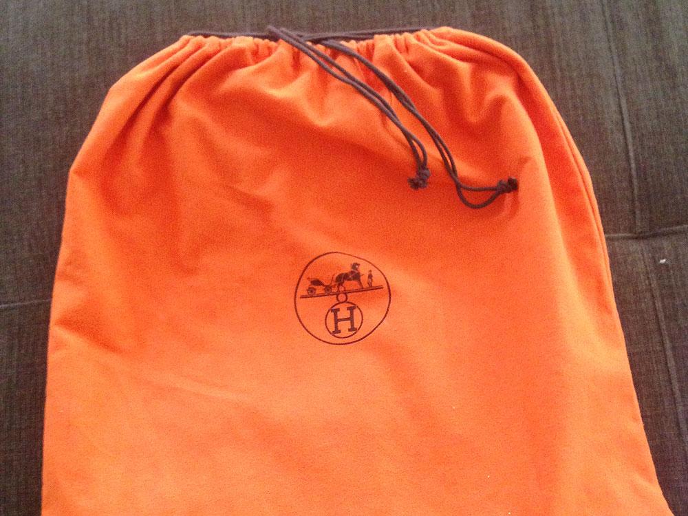 hermes-orange-dust-bag